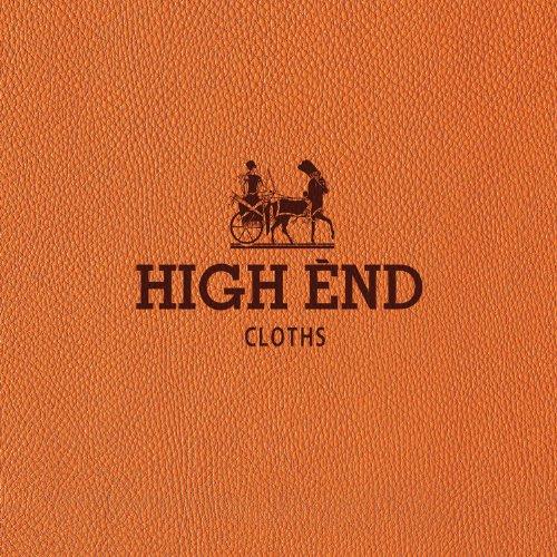 Planet Asia – High End Cloths (2013) [FLAC]