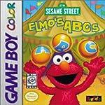 Elmo's Abc - Game Boy