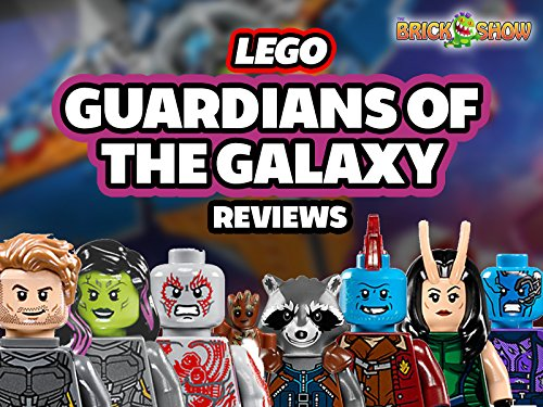 Review: Lego Guardians Of The Galaxy Reviews