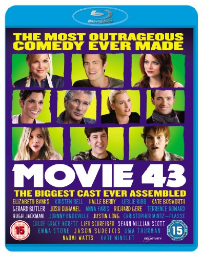 Movie 43 [Blu-ray] [Import]