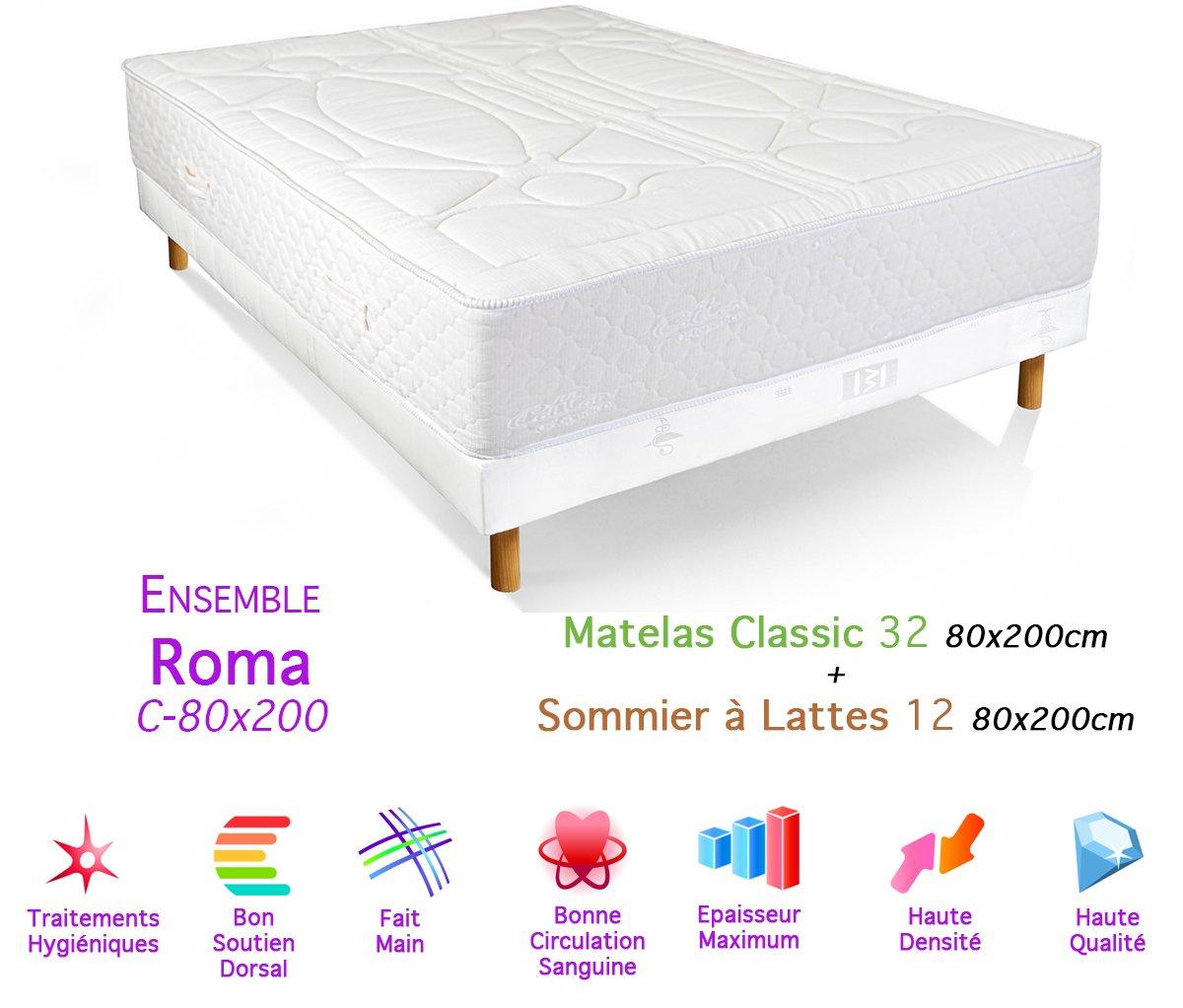 Roma-Set Classic, inkl. 32 12/80 x 200 cm günstig