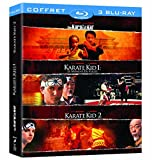 Image de The Karate Kid (2010) + Karaté Kid + Karaté Kid II [Blu-ray]
