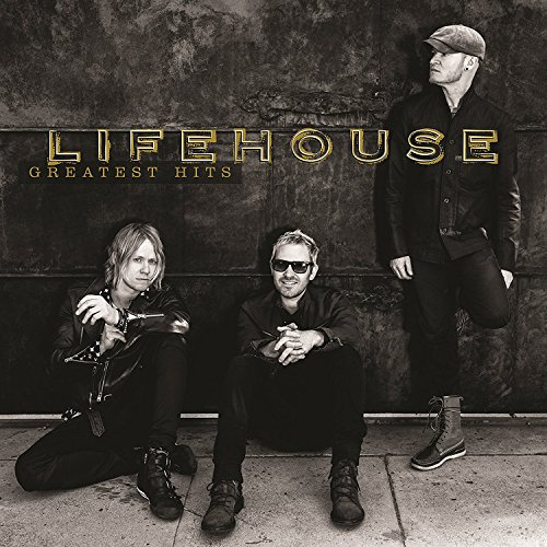 CD : Lifehouse - Greatest Hits