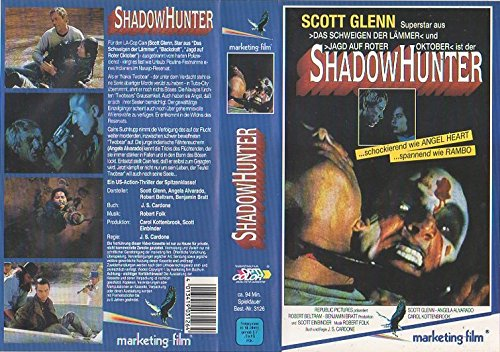 Shadowhunter [VHS]