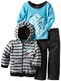 Little Rebels Boys 2-7 3 Piece Rock Hero Pant Set