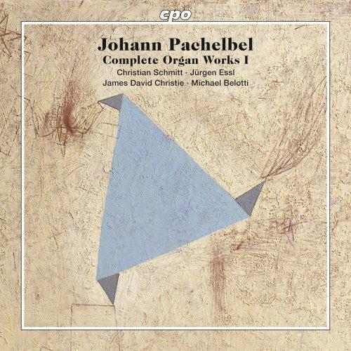 Pachelbel: Opere Per Organo Vol.1(5sacd)