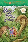Magic Tree House #45: A Crazy Day with Cobras (A Stepping Stone Book(TM))