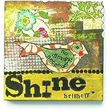 Kelly Rae Roberts Shine Brightly Wall Art