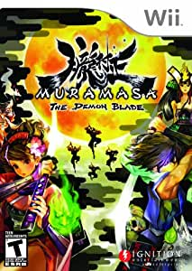 Muramasa: The Demon Blade - Nintendo Wii