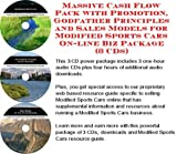 img - for Massive Cash Flow Pack with Promotion, Godfather Principles and Sales Models for Modified Sports Cars On-line Biz Package (3 CDs) book / textbook / text book