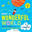 What a Wonderful World Hardback & CD