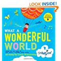 What a Wonderful World Hardback & CD