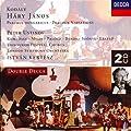 Kodaly: Hary Janos/Psalmus Hungaricus/Peacock Variations