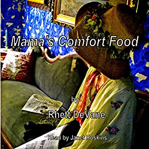 Mama's Comfort Food Audiobook