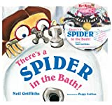 There's a spider in the bath! (Book & CD) Neil Griffiths