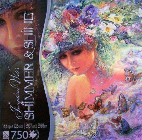 Josephine Wall's Shimmer & Shine - Flora