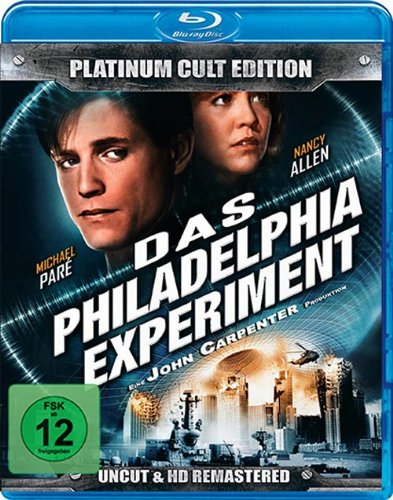 Das Philadelphia Experiment ( Platinum Cult Edition ) [Blu-ray]