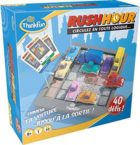 Asmodee - TFRH02 - Jeu d'Action et de Reflexe - Rush Hour