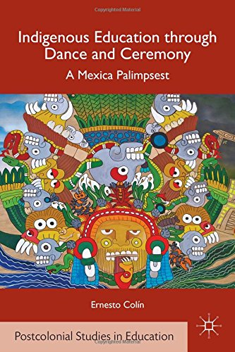 Image for publication on Indigenous Education through Dance and Ceremony: A Mexica Palimpsest (Postcolonial Studies in Education)