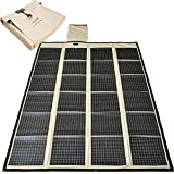 NEW Powerfilm Foldable 120 Watt Solar Charger FM16-7200 F16-7200 - Ships Global
