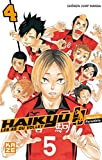 Haikyu!! Les AS du Volley - Tome 4