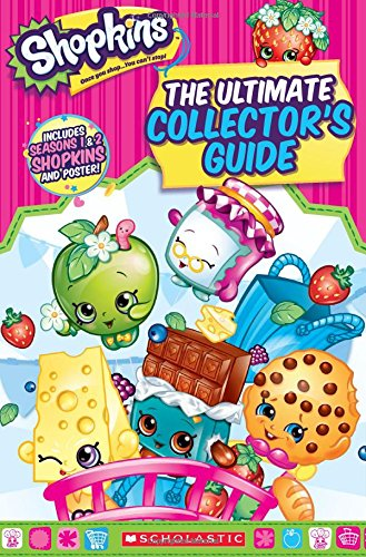Shopkins: The Ultimate Collector's Guide (Ultimate Book Of Card Games compare prices)