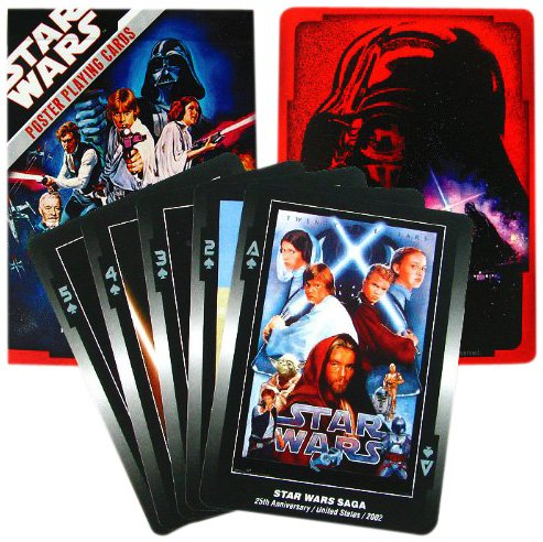 famous star wars quotes. famous star wars quotes. Star Wars Collectors Deck Poster Playing Cards,