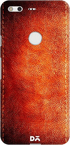DailyObjects-Dark-Leather-Print-Case-For-Google-Pixel