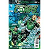 "Green Lantern Corps #13 ""Rise of the Third Army""!"