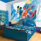 Disney Mickey Mouse Ready for Action Wallpaper Mural