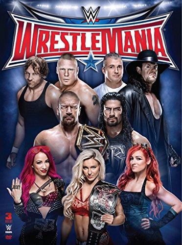 WWE: WrestleMania 32 (Wwe Box Set compare prices)