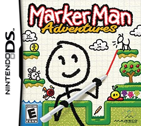 Marker Man Adventures