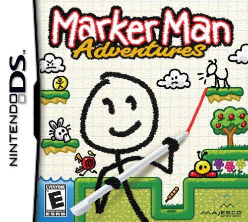 Marker Man Adventures - Nintendo DS - 1