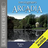 Arcadia audio book