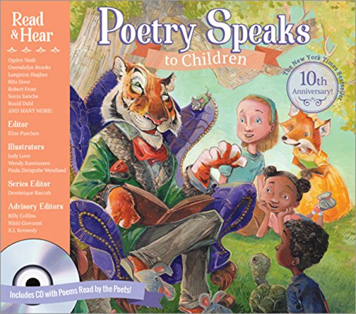 Poetry Speaks to Children: Read and Hear (Read & Hear)