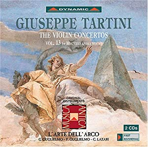 Tartini:Violin Concertos Vol13
