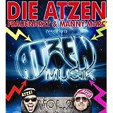 """Pr�sentieren Atzen Musik Vol.2von """"Die Atzen Frauenarzt &..."""""""