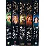 Virginia Andrews: Dollanganger 5 book set: Flowers in the Attic, Garden of Shadows, Seeds of Yesterday, Petals On the Wind and If There Be Thorns rrp �34.95by Virginia Andrews
