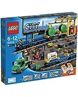 Lego® City - 60052 - Jeu De Construction - Le Train De Marchandises