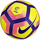 NIKE(ナイキ) サッカーボール ピッチ LA LIGA 4号 5号 リーガ・エスパニョーラ フットボール 5号 ハイビズイエロー sc2992-5-702