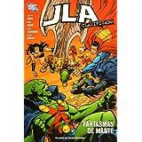 JLA CLASIFICADO Nº8: FANTASMAS DE MARTE (DC Cómics)