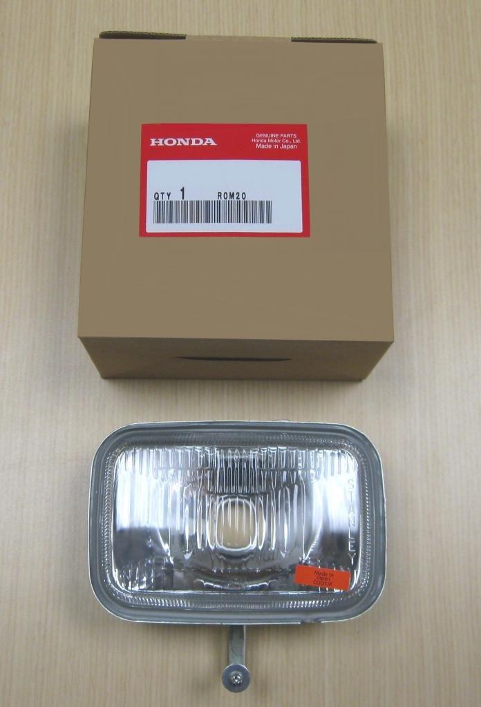 New 1988-2000 Honda TRX 300 TRX300 TRX300FW ATV OE Headlight Head Light система освещения brand new 120w osram offroad 12 atv 4wd utv