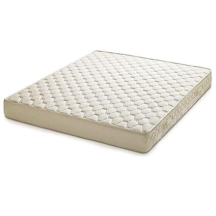 Materasso matrimoniale a molle 160x190x21cm confortevole anallergico letto 60610