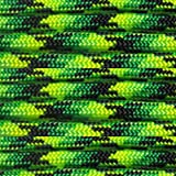Paracord Planet Nylon 550lb Type III 7 Strand Paracord Made in the U.S.A. -Gecko -