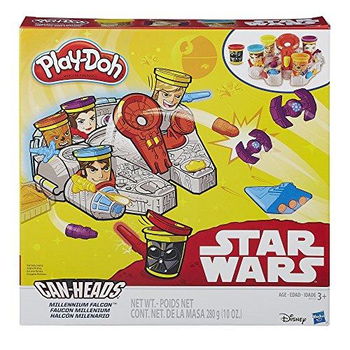 Play-Doh Millenium Falcon JungleDealsBlog.com