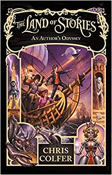 The Land of Stories - An Author's Odyssey price comparison at Flipkart, Amazon, Crossword, Uread, Bookadda, Landmark, Homeshop18