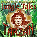 Jungle Tales of Tarzan (       UNABRIDGED) by Edgar Rice Burroughs Narrated by David Stifel