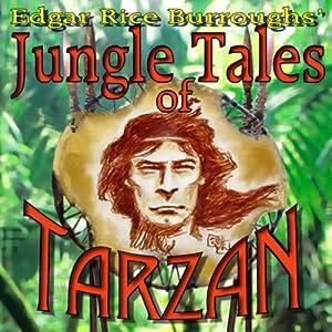 Jungle Tales of Tarzan Audiobook