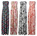 Forever Womens Plus Size Leopard Stripe Tie Dye Floral Print Sheering Maxi Dress