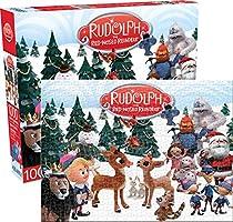 Aquarius Rudolph The Red-Nosed Reindeer Puzzle (1000 Pieces)